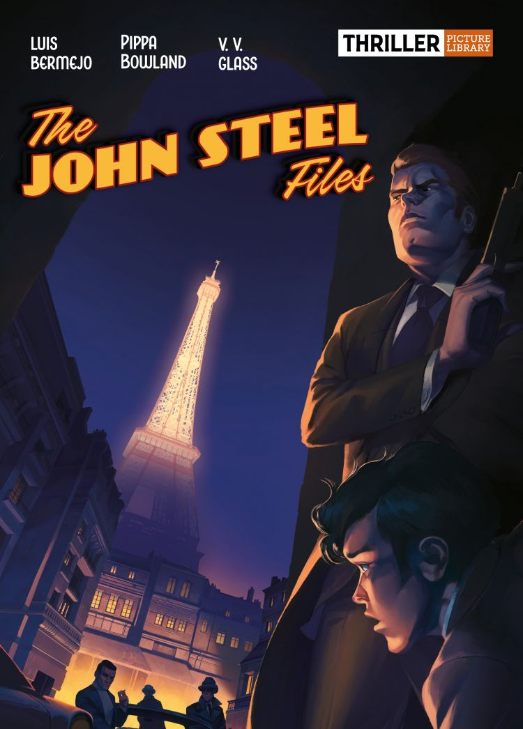 John Steel Thriller Picture Library Special
