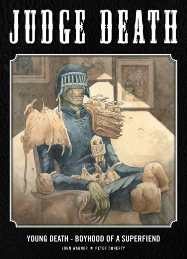 Judge Death: Young Death