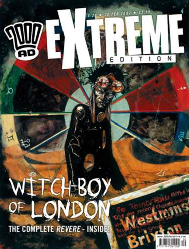 Extreme Editions Issue 20