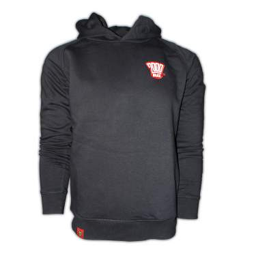 PREMIUM  Embroidered 2000 AD Logo Hoodie