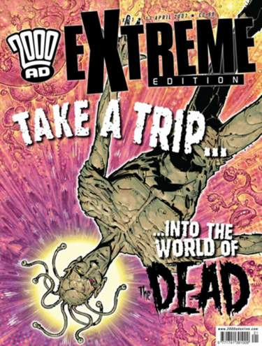 Extreme Editions Issue 21