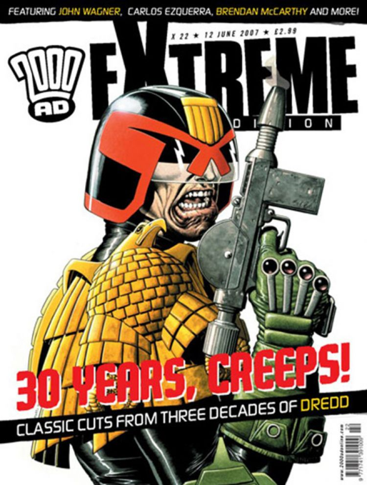 Extreme Editions Issue 22