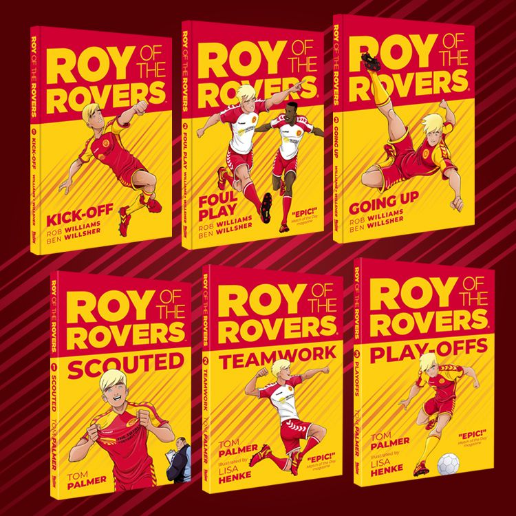 Roy of the Rovers Season 1 Bundle