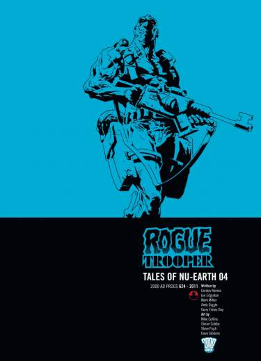 Rogue Trooper: Tales of Nu-Earth 04