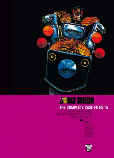 Judge Dredd: Case Files 15