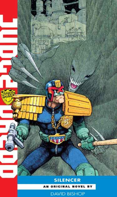 Judge Dredd: Silencer