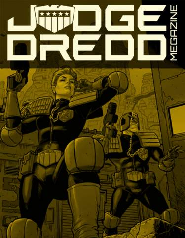 2014 Complete Judge Dredd Megazine Collection