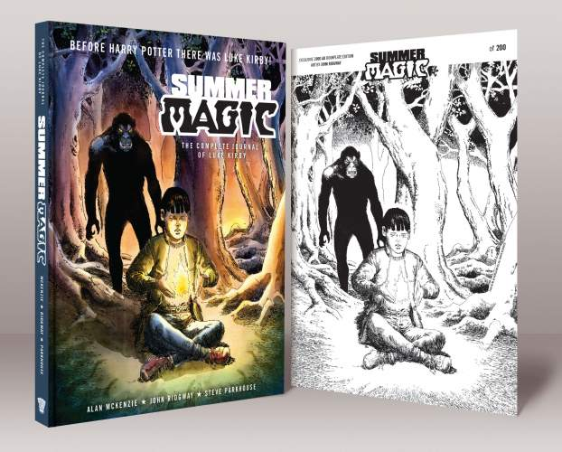 Summer Magic: The Complete Journal of Luke Kirby [Limited Edition Hardback]