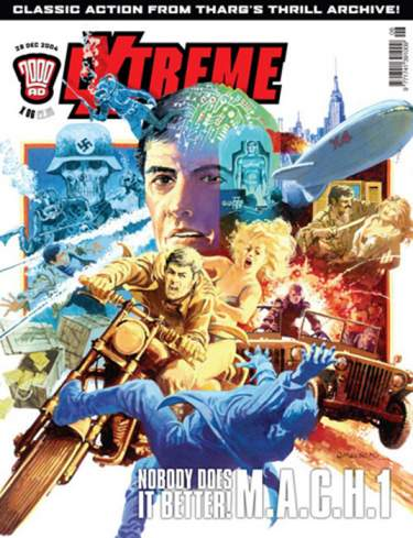 Extreme Editions Issue 6