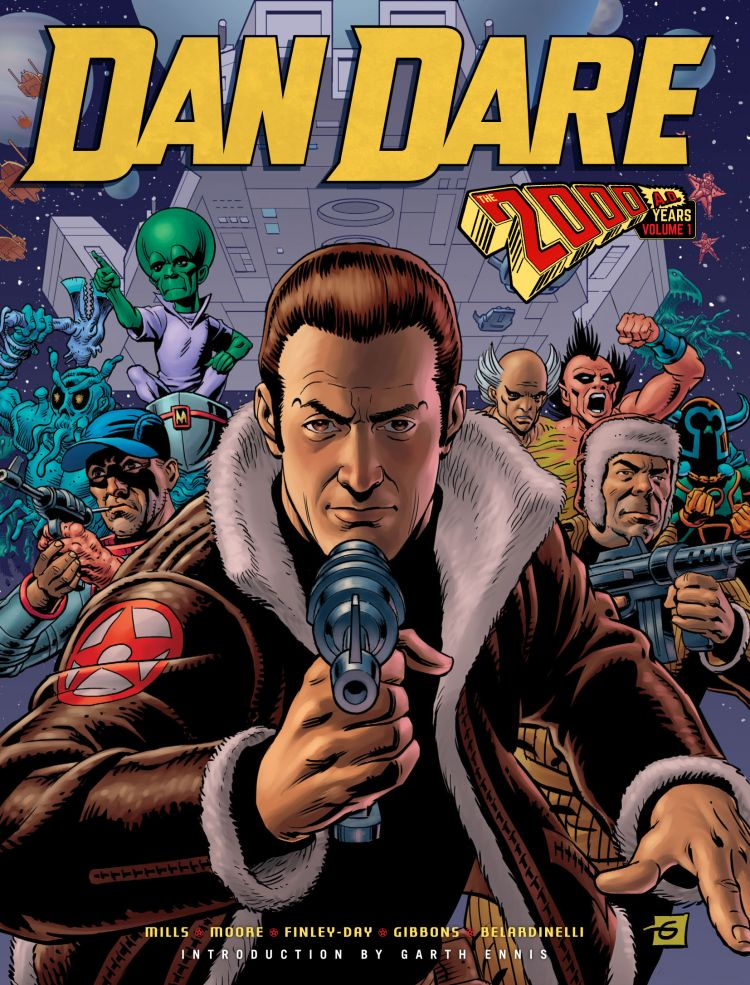 Dan Dare - The 2000 AD Years - Vol.1