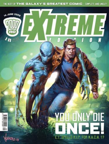 Extreme Editions Issue 9