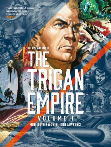 The Rise and Fall of the Trigan Empire Volume 1 -Numbered Hardcover