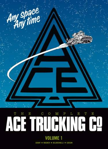 The Complete Ace Trucking: Volume 1