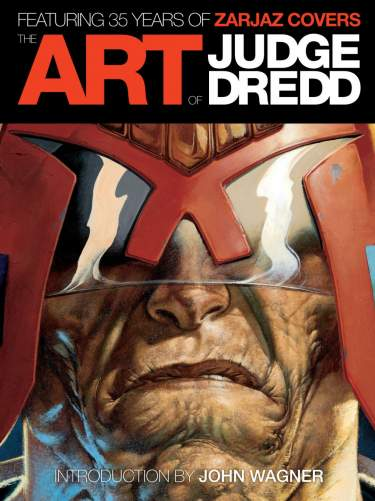 Art of Judge Dredd