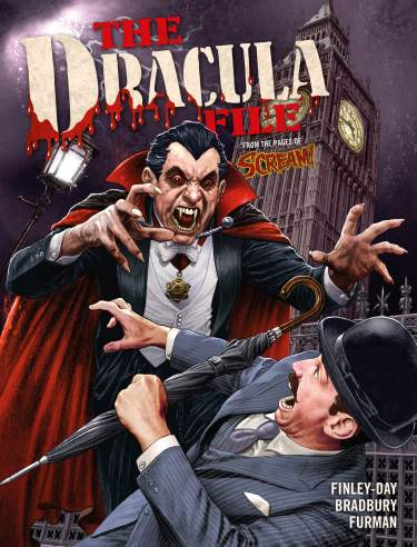 The Dracula File [Hardcover]