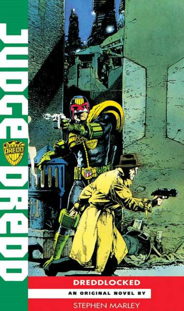 Judge Dredd: Dreddlocked