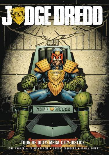Judge Dredd: Tour of Duty - Mega-City Justice