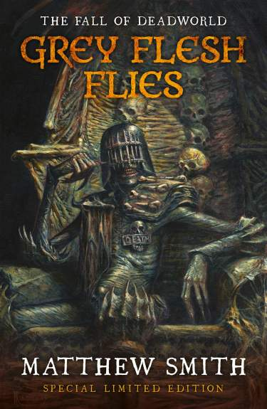The Fall of Deadworld: Grey Flesh Flies