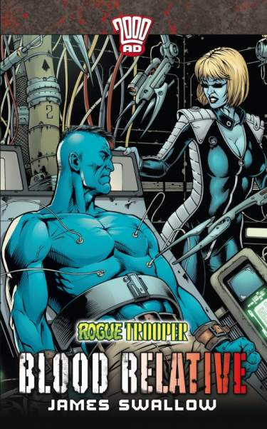 Rogue Trooper: Blood Relative