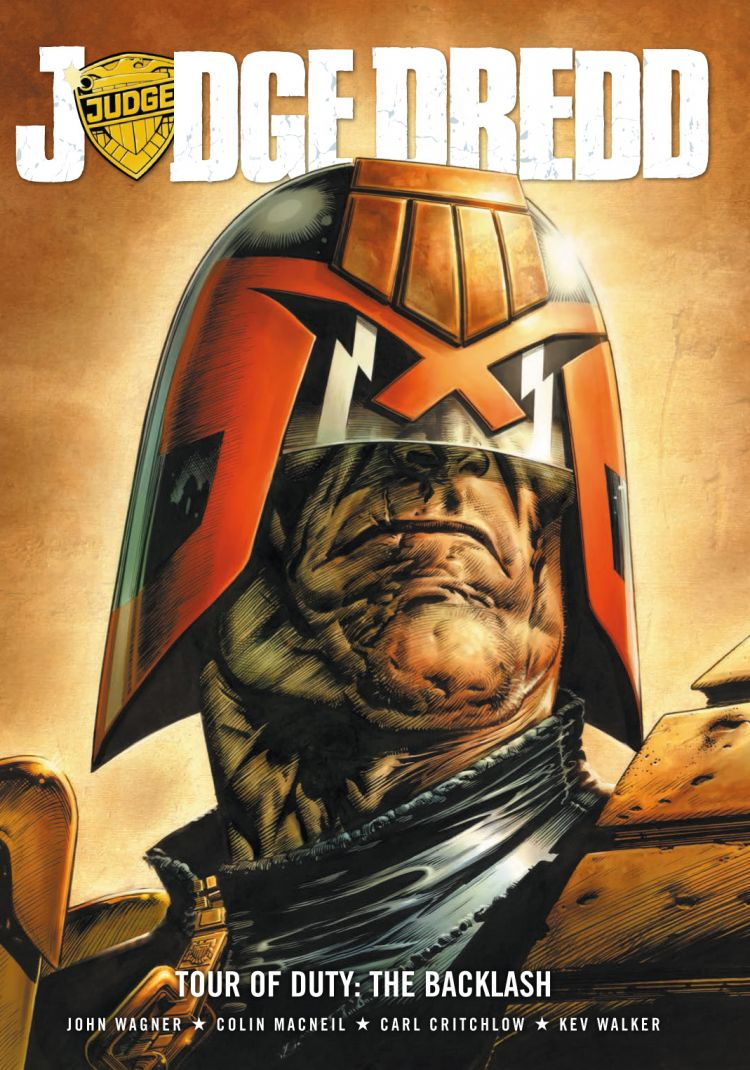 Judge Dredd: Tour of Duty - The Backlash