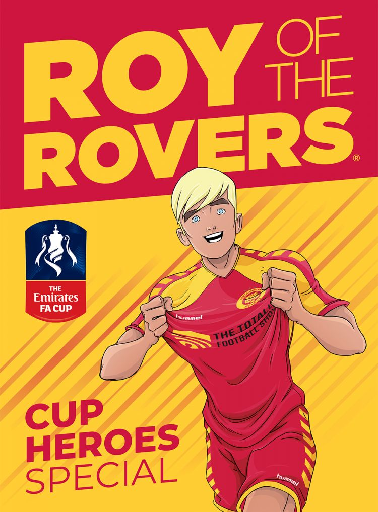 Roy of the Rovers: Cup Heroes Special