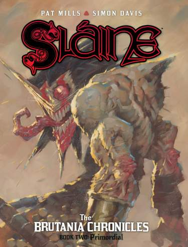 Sláine: The Brutania Chronicles - Book 2
