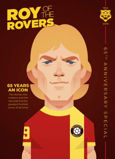 Roy of the Rovers 65th Anniversary Special [HARDCOVER EDITION]