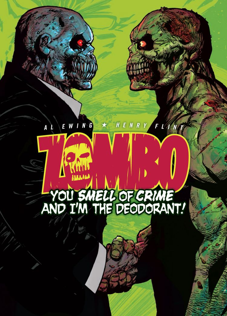 Zombo: You Smell of Crime and I'm the Deodorant