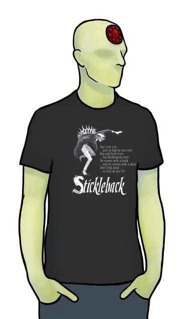 Stickleback T-Shirt