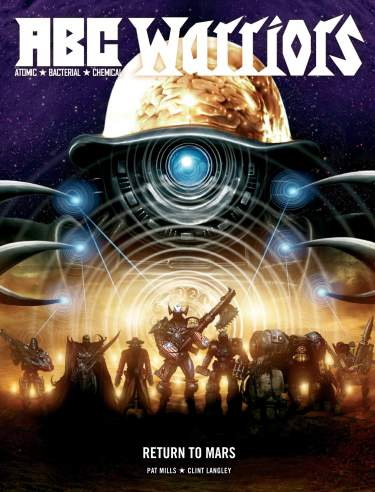 ABC Warriors: Return to Mars