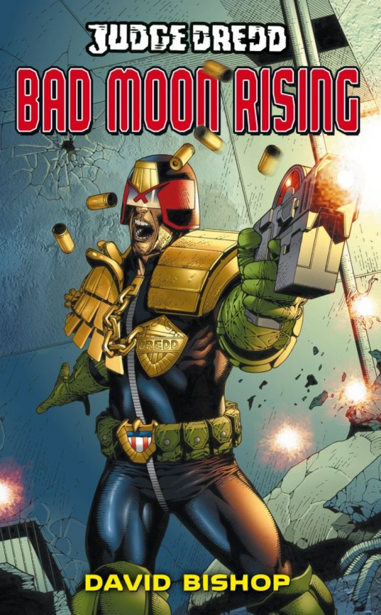 Judge Dredd: Bad Moon Rising