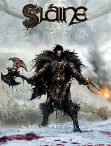 Sláine: Book of Invasions Vol. 3