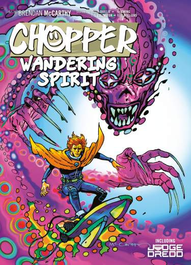 Chopper: Wandering Spirit