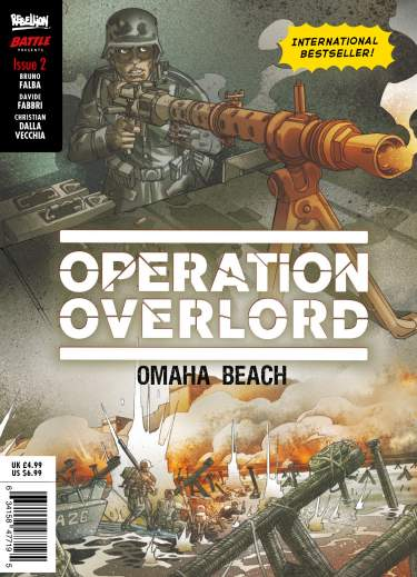 Operation Overlord Issue #2