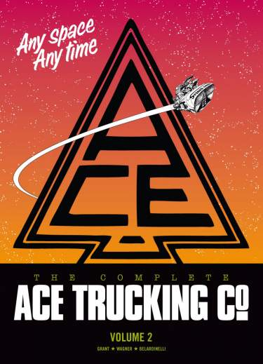 The Complete Ace Trucking: Volume 2