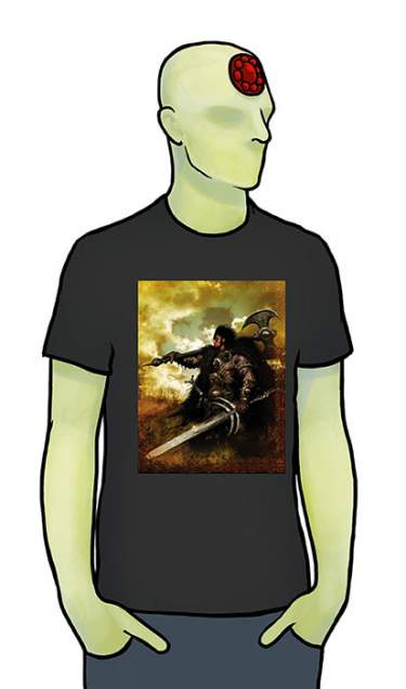 Sláine 30th Langley Profile T-Shirt