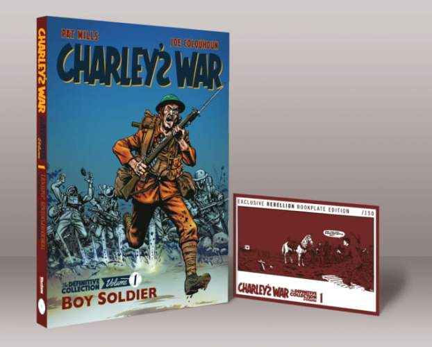 Charley's War 01 Bookplate Edition