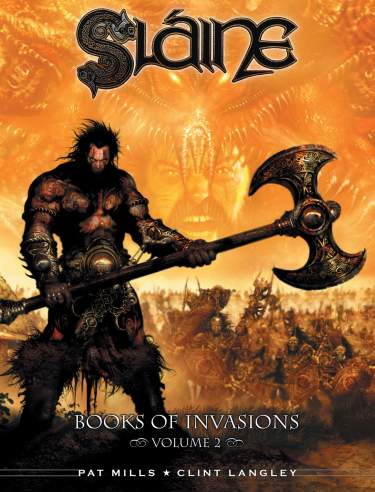 Sláine: Book of Invasions Vol. 2