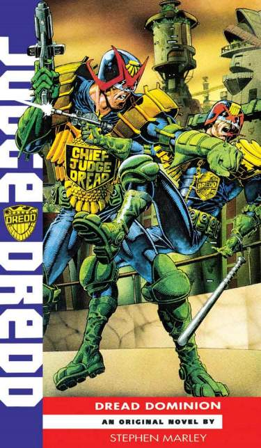 Judge Dredd: Dread Dominion