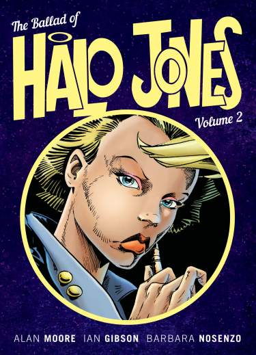 Ballad of Halo Jones - Book 02