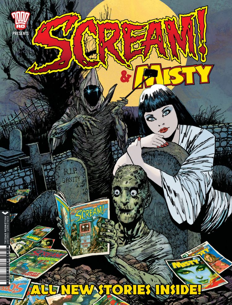 Scream & Misty Special 2017