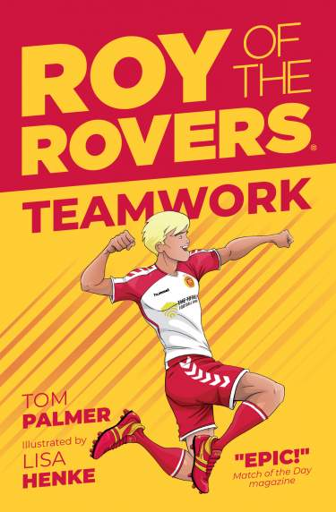 Roy of the Rovers: Teamwork