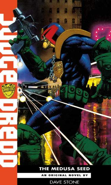 Judge Dredd: The Medusa Seed