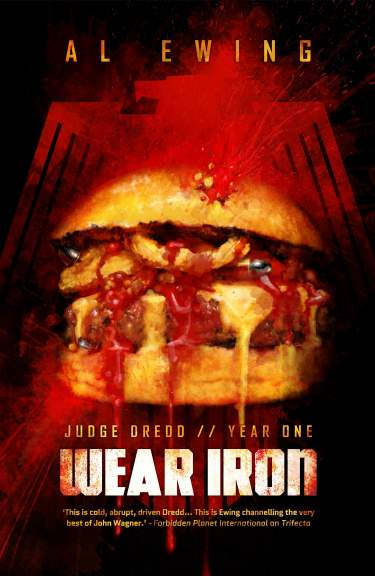 Judge Dredd Year One: Wear Iron