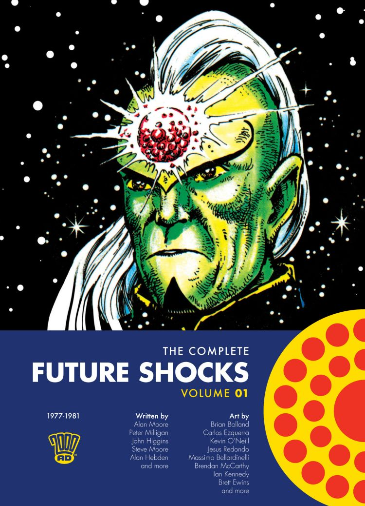 Complete Future Shocks vol 01