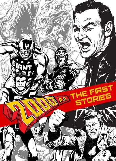 2000 AD: The First Stories Bundle