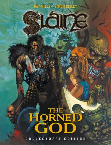 Sláine: The Horned God Collector's Edition