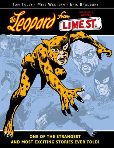 The Leopard from Lime Street - Book 1 [Regular Hardback]