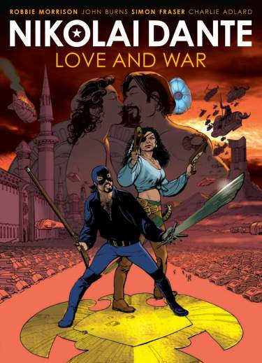 Nikolai Dante 03: Love and War