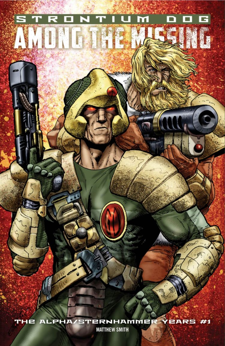 Strontium Dog: Among the Missing